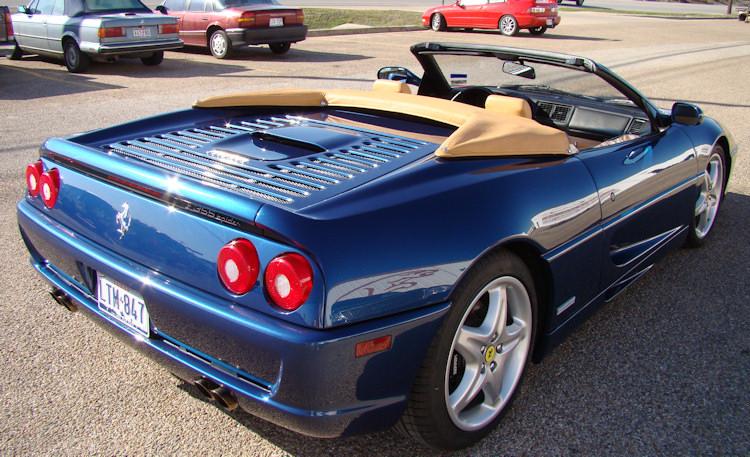1998 Ferrari 355 Spider For Sale The Best