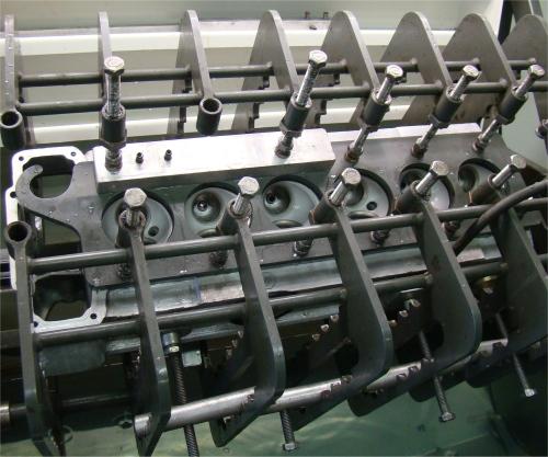 Cylinder Head Welding Rod: Major Mechanical Overhaul