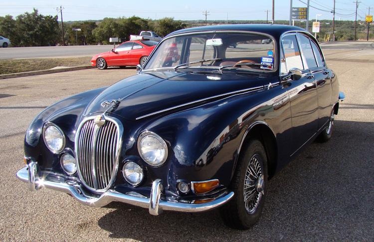 1968 jaguar for sale