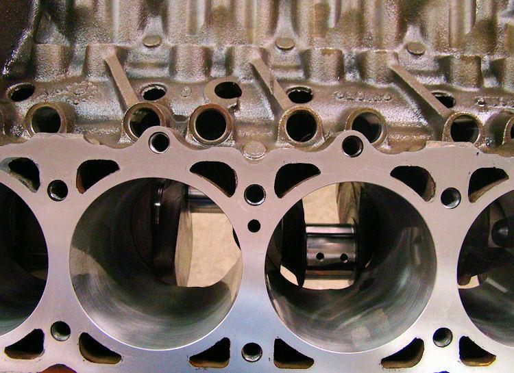 AMC 401 ci engine rebuild