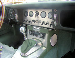 1964 Jaguar E Type - major mechanical upgrade