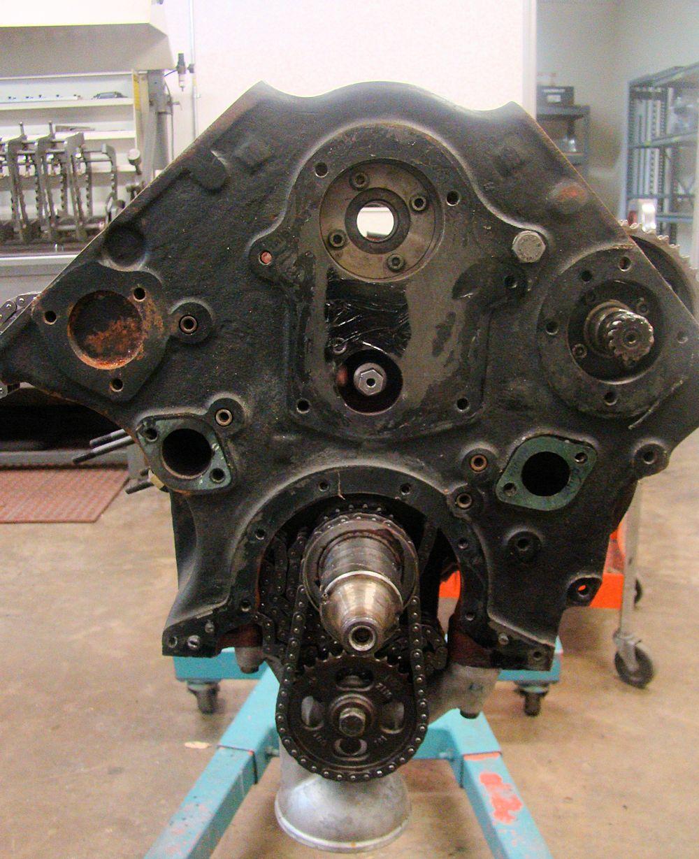 Cylinder Head Welding Rod: 2208