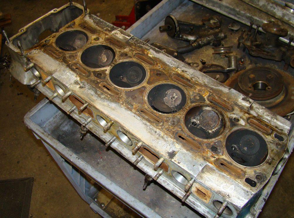 Engine Seized After Head Gasket