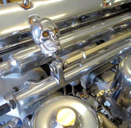 Mk II Stage One engine rebuild