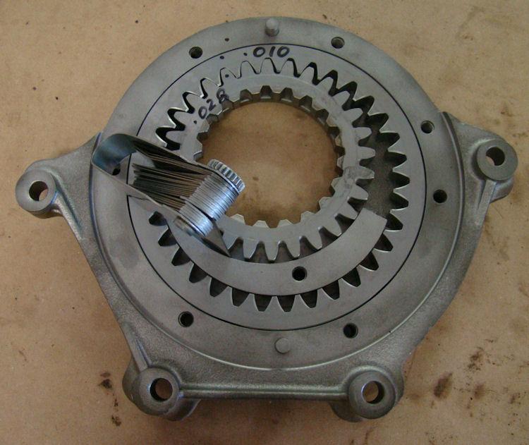 Cylinder Head Welding Rod: Mechanical Overhaul