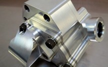 High capacity Jaguar billet oil pump