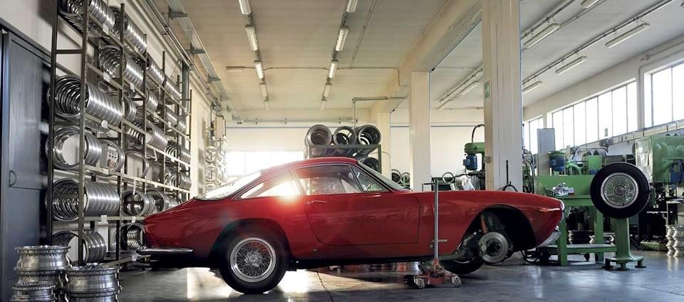 Borrani Ferrari