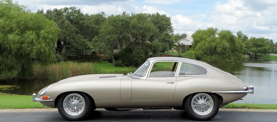1961 FHC 885013 Classic Jaguar 111517dm1 Aston Hero Gunmetal E Type KS  Goldensand ...