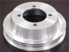 Billet pulleys