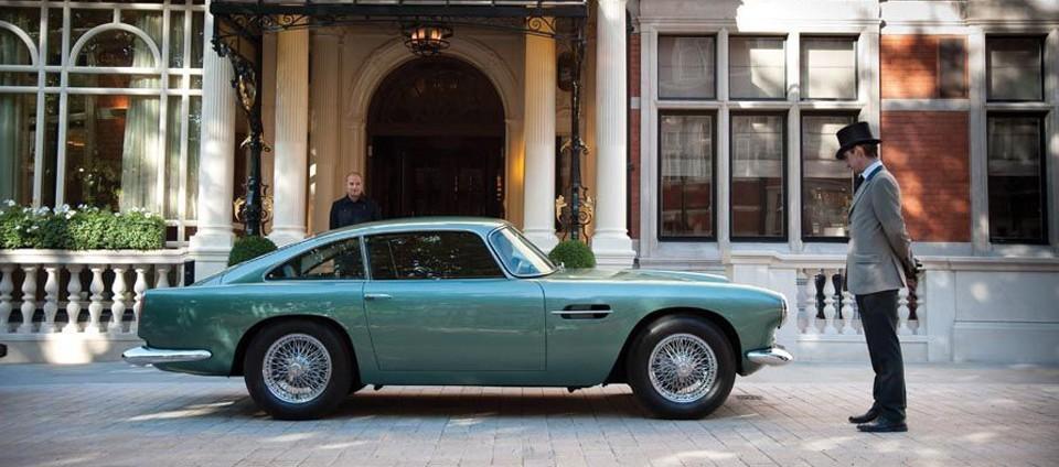 Aston green