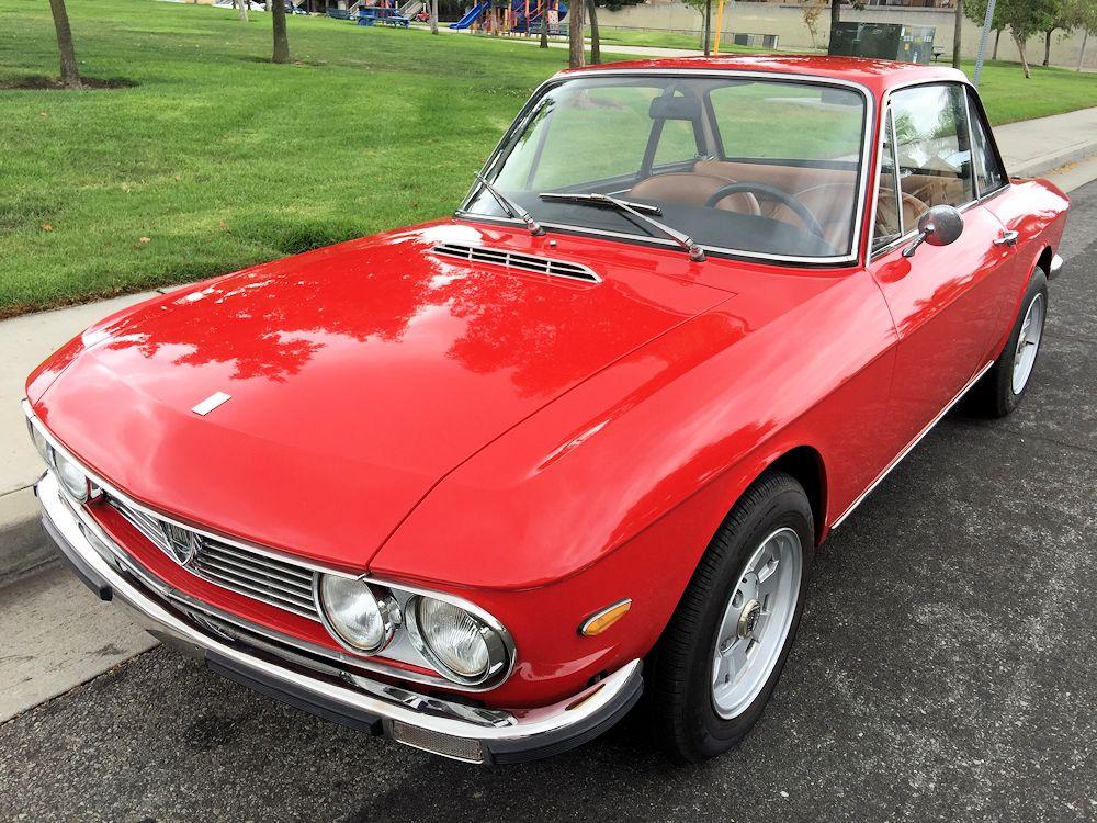 1973 Lancia Fulvia 1,3 S Coupe